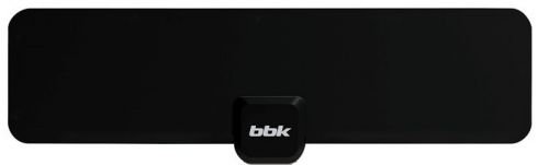 Антенна BBK DA20 телевизионная, комнатная, активная