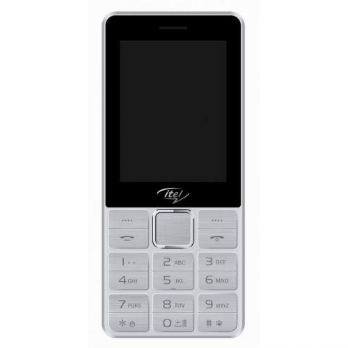 Мобильный телефон ITEL IT5630 silver/2sim