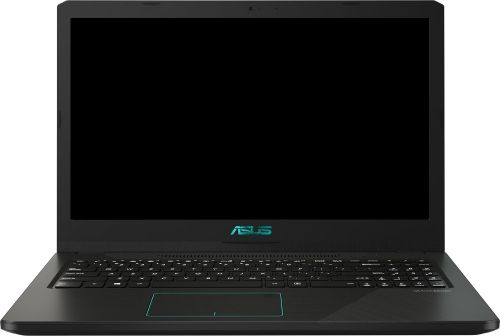 """Ноутбук ASUS VivoBook M570DD-DM057 90NB0PK1-M02850 Ryzen 7 3700U/8GB/512GB SSD/NVIDIA GeForce GTX 1050 4GB/15.6""""/TN/FHD/noOS/black/WiFi/BT/Cam"""