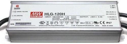 Драйвер светодиодный Mean Well HLG-120H-24B