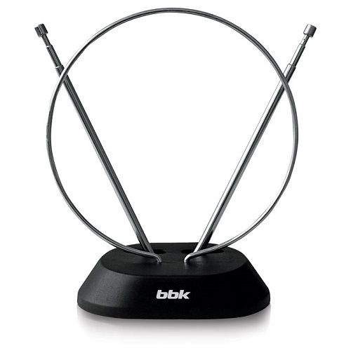 Антенна BBK DA01 телевизионная, комнатная