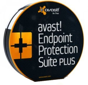 AVAST Software avast! Endpoint Protection Suite Plus, 1 year (10-19 users)