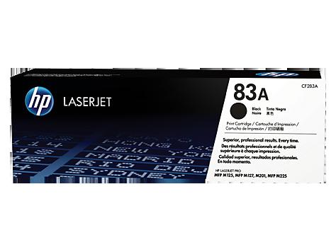 Картридж HP 83A CF283A для LaserJet Pro MFP M125/M127 1500 стр