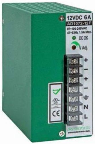 Блок питания NSGate AD1100-24F выход 100W, 24V 4A, на DIN-рейку, стену