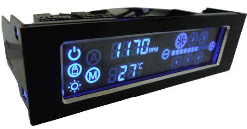 Gelid Панель управления вентиляторами GELID SpeedTouch 6 (FC-LC-01)