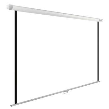 Экран Cactus CS-PSWE-200X200-WT 1:1 настенно-потолочный рулонный