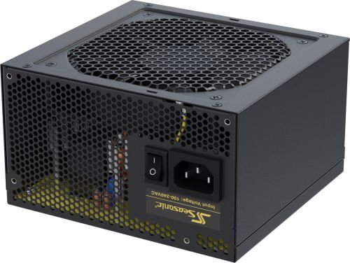 Блок питания ATX SeaSonic CORE GX SSR-650LX 650W, 80Plus Gold, 120mm fan