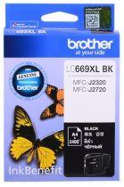 Brother LC-669XLBK