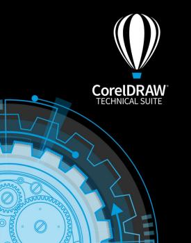 Corel CorelDRAW Technical Suite 2020 Business Single User License