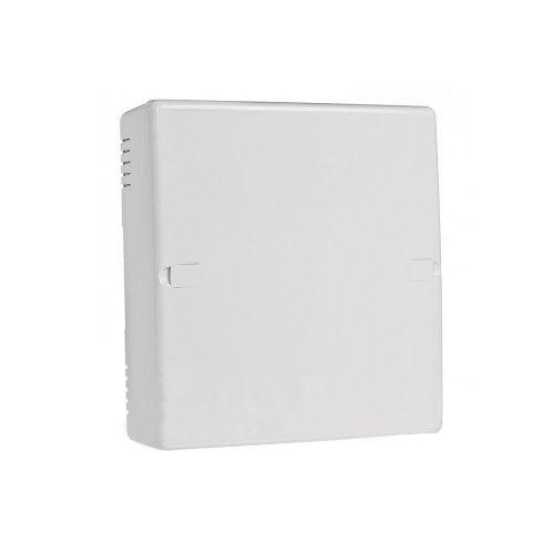 Корпус SATEL OPU-4 P из ударопрочного материала класса огнестойкости: V-0 (НЕГОРЮЧИЙ пластик) удовлетворяет требованиям стандарта EN50131 Grade 2 для