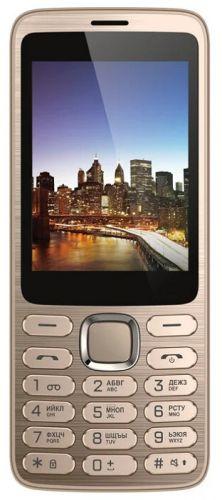 Мобильный телефон Vertex D570 gold