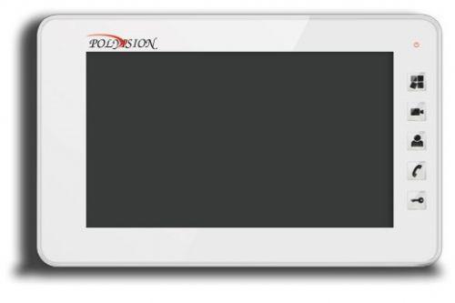 Видеодомофон Polyvision PVD-7M v.7.3 PVD-7M v.7.3 white white, 7