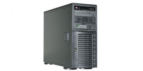 Видеорегистратор Линия NVR-48 Superstorage 48 IP-видеоканалов (работа заявленного количества видеоканалов обеспечивается при условии включения второго