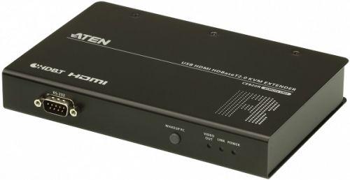 Удлинитель Aten CE820R-AT-G USB, HDMI, КВМ с поддержкой HDBaseT 2.0, 4K 100 , удаленный модуль