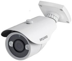 Видеокамера IP Beward B1510RCVZ 1.3 Мп, 1/3'' КМОП SONY Exmor, 0.008 лк (день)/0.002 лк (ночь), H.264/MJPEG, 1280x960 25 к/с, моторизованный объектив видеокамера ip beward sv3210dm 5 мп 1 2 9 кмоп sony starvis h 265 н 264 hp mp bp mjpeg 30к с 2560x1920 объектив 2 8 мм на выбор