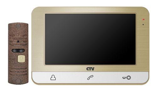 Комплект CTV CTV-DP1703 панель CTV-D10NG, монитор CTV-M1703 с экраном 7