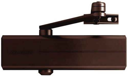 Доводчик Abloy DC140 с тягой, EN2/3/4, коричневый