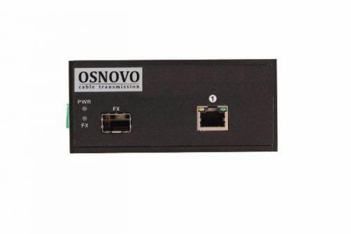 Конвертер OSNOVO OMC-1000-11X.