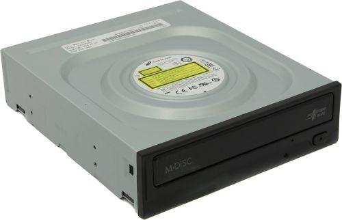 Привод DVD±RW LG GH24NSD5 DL SATA 24x M-DISC Black Bulk