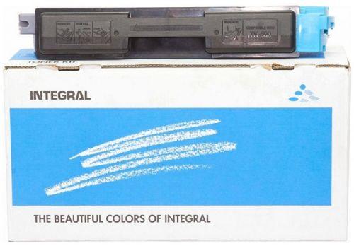 Тонер-картридж Integral TK-590M Chip 12100086 Kyocera FS C-2026MFP, 2126MFP, C-5250 тонер картридж kyocera tk 590m
