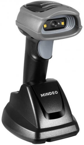 Сканер штрих-кодов Mindeo CS2290-HD(BT) USB, база, BT, серый