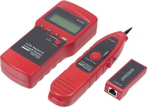 Тестер Cabeus CT-LCD-RJ45-Scan для витой пары c LCD дисплеем и тон-генератором