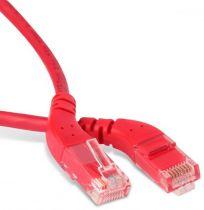 Hyperline PC-APM-UTP-RJ45/L45-RJ45/R45-C5e-5M-LSZH-RD