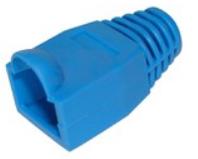 Колпачок на коннектор RJ-45 TWT TWT-BO-6.0-BL/100 защитный, синий, защитный, 100 шт. в упак. 0 pr на 100