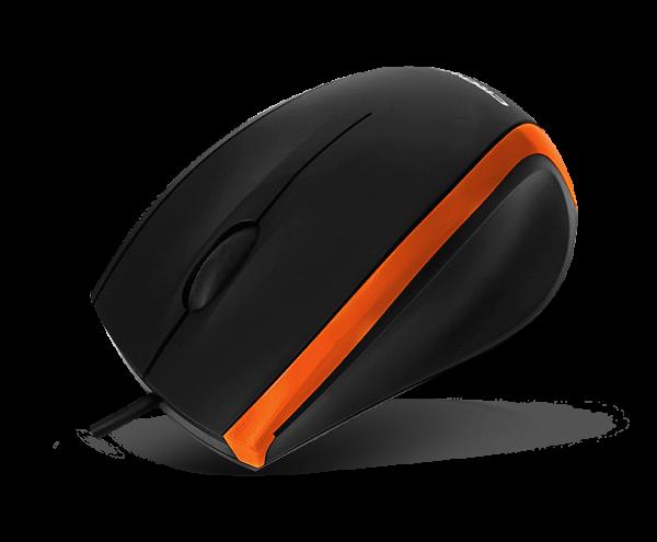 Crown CMM-009 Black-Orange USB