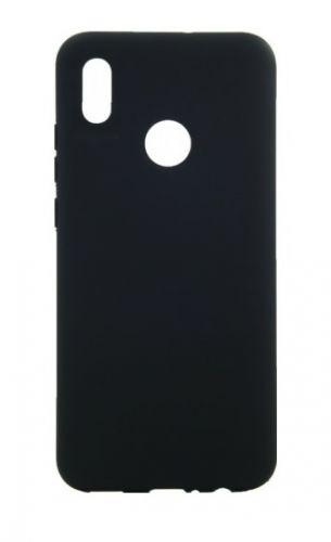 Чехол BoraSco Microfiber Case 37632 для Huawei Y6 (2019)/ Y6S/ Honor 8A/ 8A Pro черный недорого