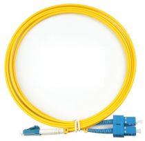 Vimcom LC-SC duplex 50/125 1m