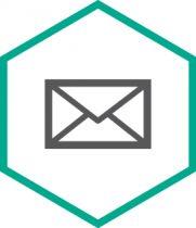 Kaspersky Security для почтовых серверов. 250-499 MailAddress 1 year Base