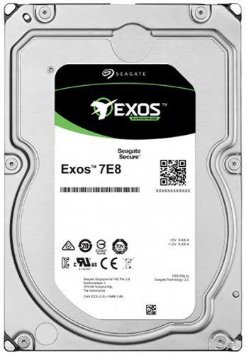 Фото - Жесткий диск 4TB SATA 6Gb/s Seagate ST4000NM002A 3.5 Exos 7E8 7200rpm 256MB жесткий диск 2tb sas 12gb s seagate st2000nm003a exos 7e8 512n 3 5 7200rpm