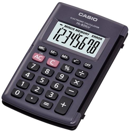 Casio HL-820LV