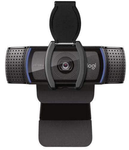 Веб-камера Logitech C920e 960-001360 HD 1080p, USB