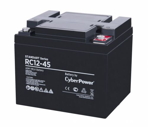 Батарея для ИБП CyberPower RC 12-45 12V 50 Ah батарея для ибп cyberpower bpse36v45art2u