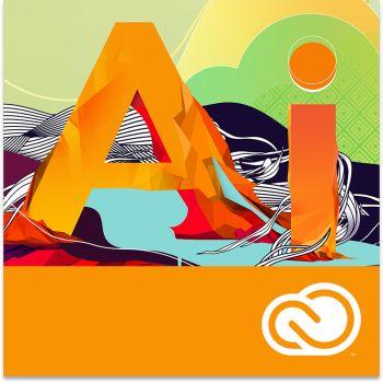 Adobe Illustrator CC for teams 12 Мес. Level 12 10-49 (VIP Select 3 year commit) лиц.