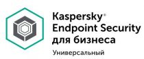 Kaspersky Endpoint Security для бизнеса Универсальный. 25-49 Node 1 year Educational Renewal