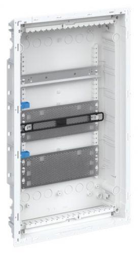 Шкаф ABB 2CPX031395R9999 мультимедийный без двери (3 ряда) UK636MB