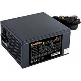 Блок питания ATX Exegate 850PGS EX285975RUS 850W, APFC, 140mm fan, отстегивающиеся кабели RTL