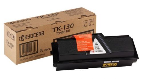 Тонер-картридж Kyocera TK-130 1T02HS0EUC/1T02HS0EU0 для FS-1300D/1300DN/1028/1350DN/FS-1028/1128MFP 1T02HS0EU0