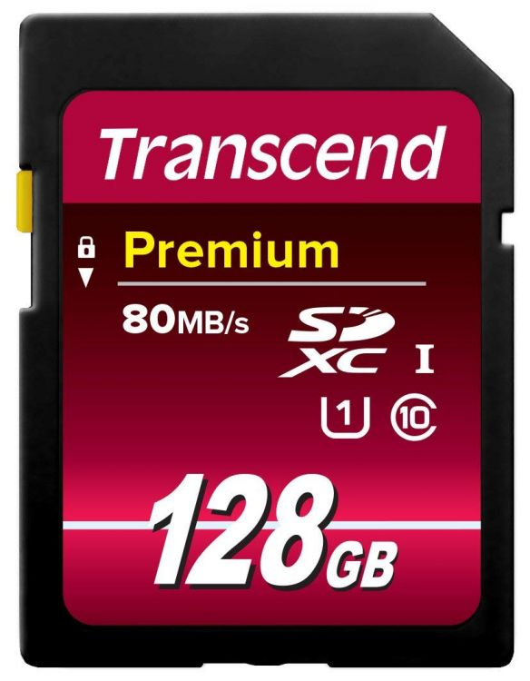 Transcend TS128GSDU1
