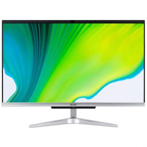 Моноблок 23,8 Acer Aspire C24-963 DQ.BERER.00A i5-1035G1/8GB/1TB/FHD/CR/KB/M/silver/Win10Pro acer aspire c22 320 [dq bcqer 005] 21 5 fhd a6 9220e 4gb 1tb linux k m