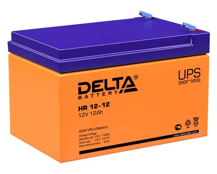 Delta HR 12-12