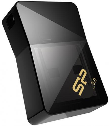 Фото - Накопитель USB 3.0 8GB Silicon Power Jewel J08 SP008GBUF3J08V1K черный накопитель usb 3 0 8gb silicon power jewel j08 sp008gbuf3j08v1k черный