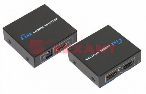 Сплиттер Rexant 17-6901 делитель сигнала HDMI 1x2