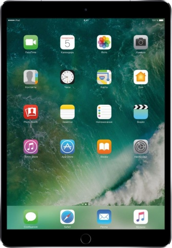 "iPad Pro Wi-Fi 512GB Space Gray (MPGH2RU/A) Планшет 10.5"" Apple iPad Pro Wi-Fi 512GB Space Gray (MPGH2RU/A)"