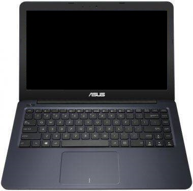"""ASUS Ноутбук ASUS F402WA-GA072T 90NB0HC3-M02650 E2-6110/2Gb/SSD32Gb/AMD Radeon R2/14""""/HD/Win10/dk.blue/WiFi/BT/Cam"""