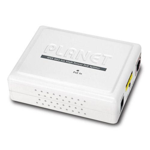 Сплиттер PoE Planet POE-162S IEEE 802.3at гигабитный высокомощный