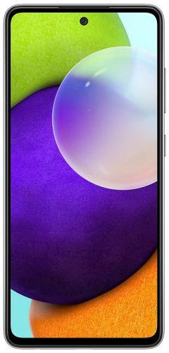 Смартфон Samsung Galaxy A52 256GB SM-A525FZKISER черный